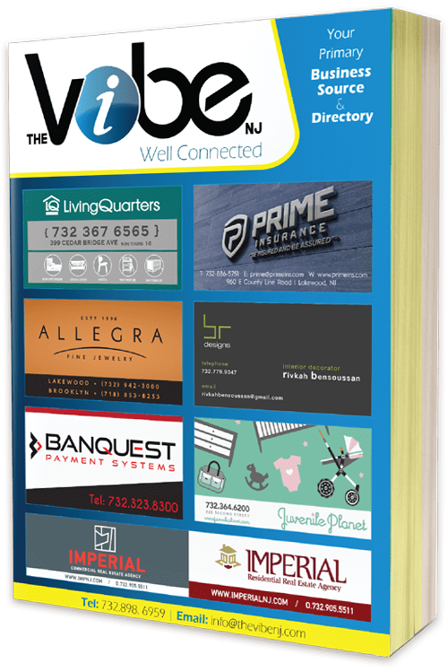 The Vibe Phonebook